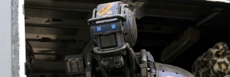 Chappie Film Review - WBCC