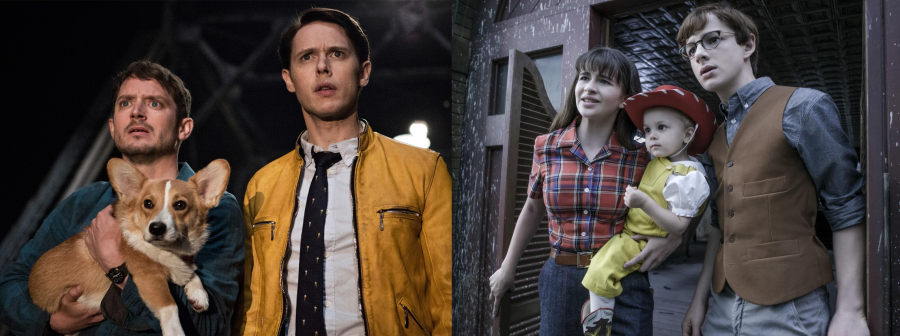 Dirk Gently's Holistic Detective Agency/A Series of Unfortunate Events